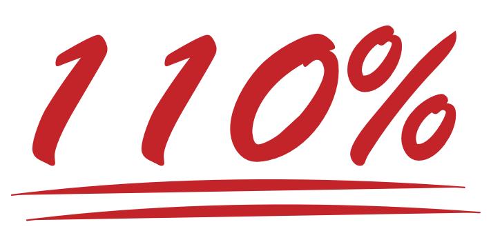 110xcento